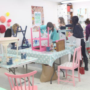 Furniture Upcycling Course
